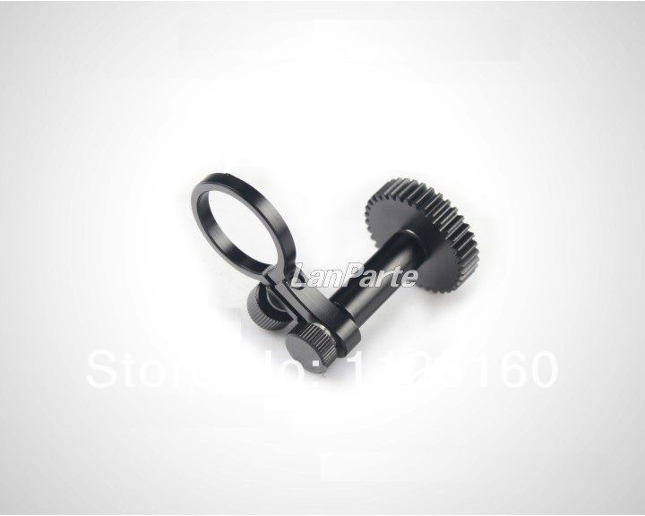 Здесь можно купить  LanParte Follow Focus Reverse Reversing Gear Ring for DSLR Video Studio Camera Support Rig 5D2 7D  Бытовая электроника