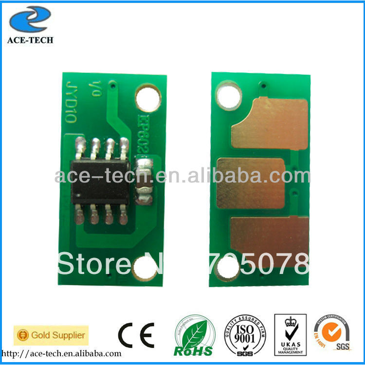Compatible toner chip for Epson EPL6200 laser printer refill cartridge C13S050166 6K(China (Mainland))