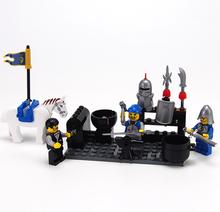 Одной Продажи рыцарь строительные блоки Мстители Бэтмен Человек-Паук Строительные Блоки Устанавливает Классические игрушки Лучший Подарок Детям