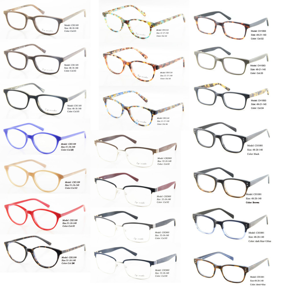 Wholesale Women Vintage Eyeglasses Frame Retro Eyewear Frames Men Designer Acetate Frames Gafas Oculos(China (Mainland))