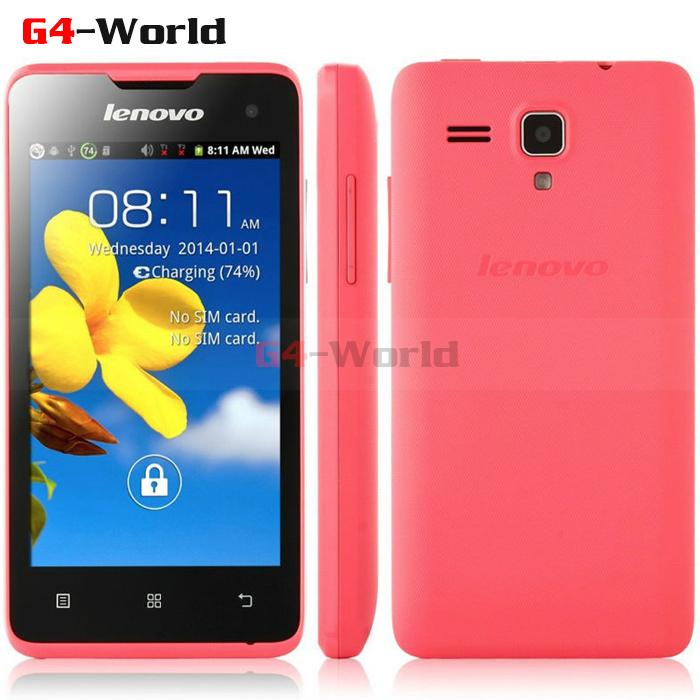 """Original lenovo A396 Cheapest Quad core android 2.3 4.0"""" capacitive screen 2.0MP smart phone 3G WCDMA celular cell phones(China (Mainland))"""