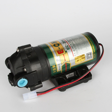 Buy 100GPD high pressure Diaphragm Commercial RO Booster Pump self-priming suction booster pump for $55.00 in AliExpress store