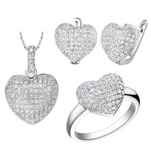 nakit u obliku srca