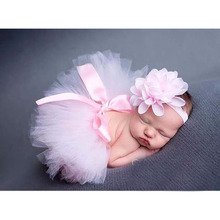 Retail 10 colors for choice Multi-Color Summer style Newborn Tutu Skirts Toddler Photography Costume Baby Tutu Skirt