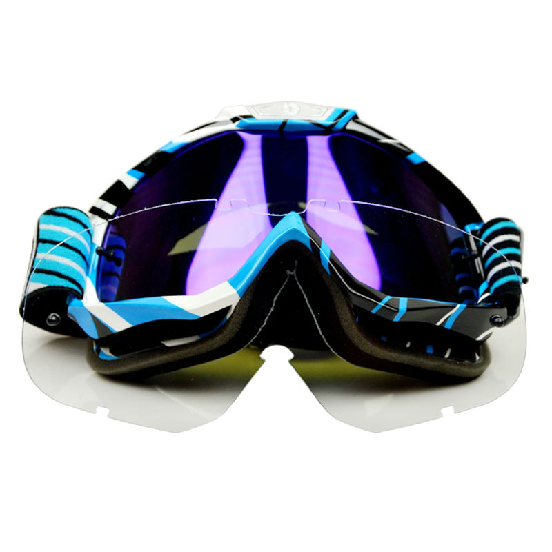 SCOYCO G05 Protective Glasses ATV Motorcycle Motocross Goggles Off-Road Dirt Bike Racing Colorful Lens Airsoft Paintball Game