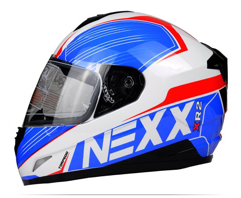 Free shipping 2015 new high-end motorcycle helmets NEXX street car racing helmet full helmet helmet men and women run / blue<br><br>Aliexpress
