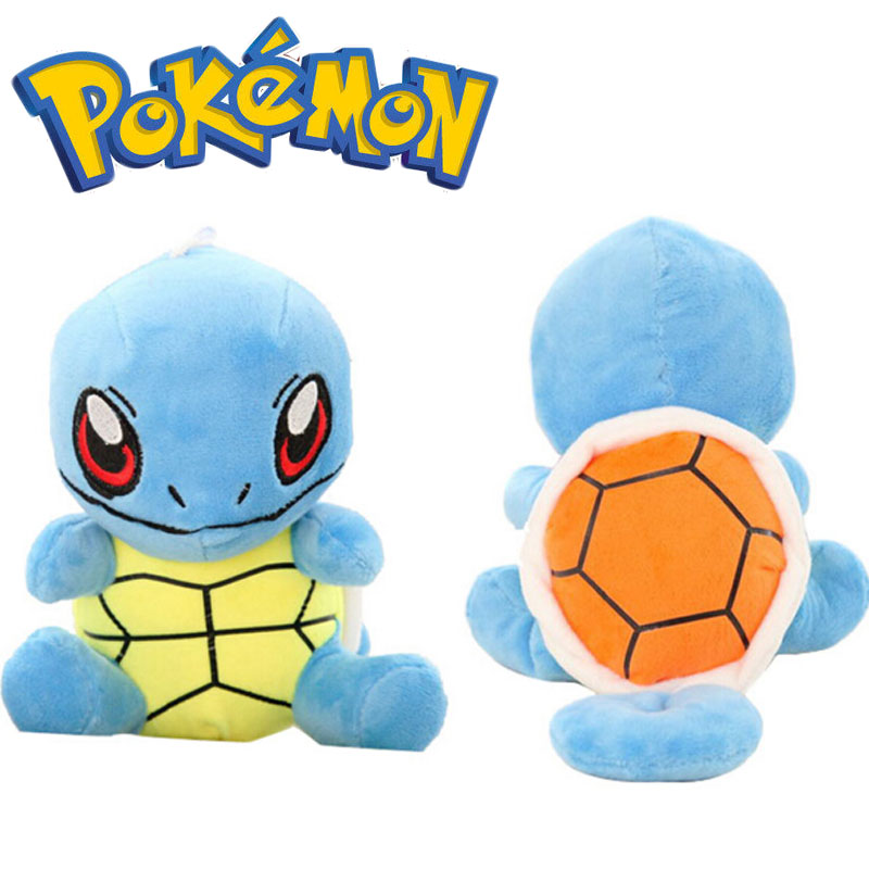 Pokemon Squirtle Plush 7 18cm