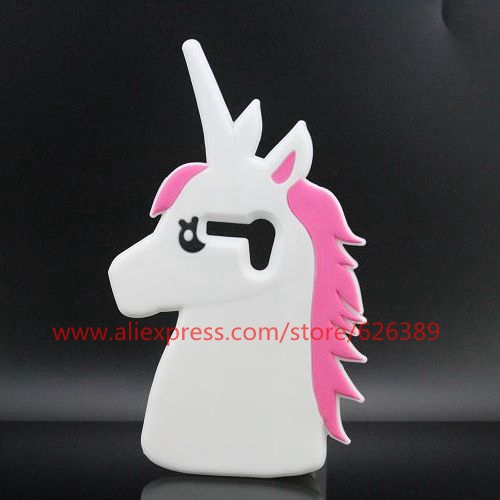For Motorola Moto G Case New Arrival 3D Unicorn Silicone Cell Phone Cases Cover For Motorola XT1028 XT1031 XT1032(China (Mainland))