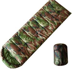 2014 New Adult Sleep System Patrol Intermediate Military Camouflage Outdoor Camping Sleeping Bags(China (Mainland))