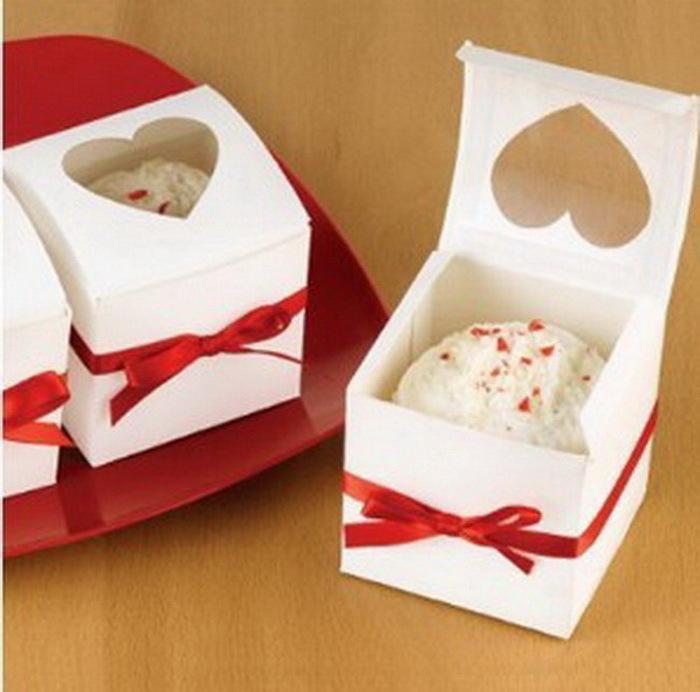 Как сделать упаковку для пирожных своими руками