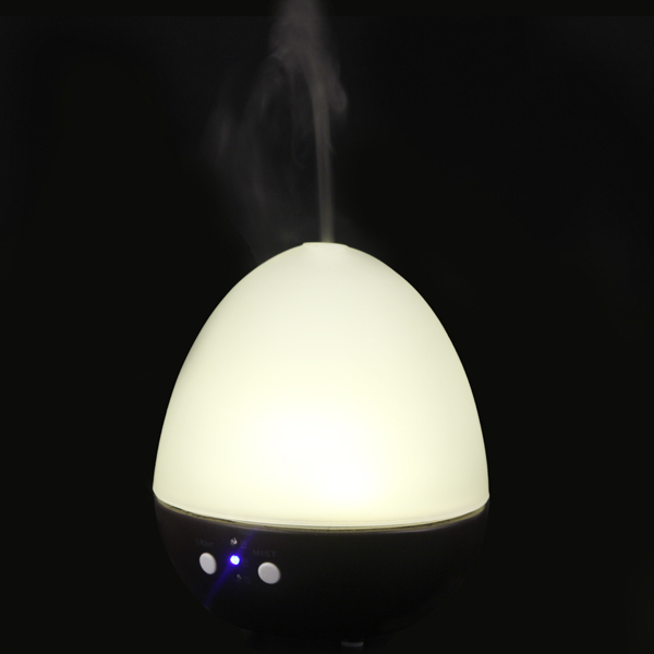 150ML Capacity Ultrasonic Air Humidifier For Home 3W LED Light + 3 Mist Modes Air Mist(China (Mainland))