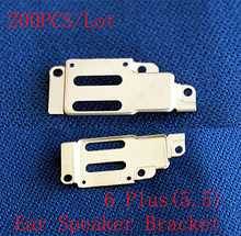 """(6P55602200AM)(200PCS/Lot by AM)100% High Quality for iPhone 6 Plus (5.5"""") Earpiece Ear Speaker Retaining Bracket Metal Holder"""