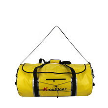 100L Fashion PVC Rafting Bag Waterproof Bags Outdoor Ultralight Compression Travel Dry Backpacks Kayak Boating Equipment TB0026(China (Mainland))