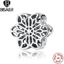 Buy 925 Sterling Silver Floral Daisy Lace Silver Charms Fit Pandora Charm Bracelet Beads Jewelry Making HJS287 for $4.82 in AliExpress store