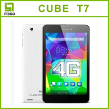 Cube T7 4G FDD LTE Phone Call MT8752 Octa Core 64Bit Tablet PC 1920x1200 JDI Retina Screen 2GB/16GB Android 4.4 tablet  pc(China (Mainland))