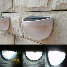 Waterproof Outdoor Day/Night Sensor Solar Lighting