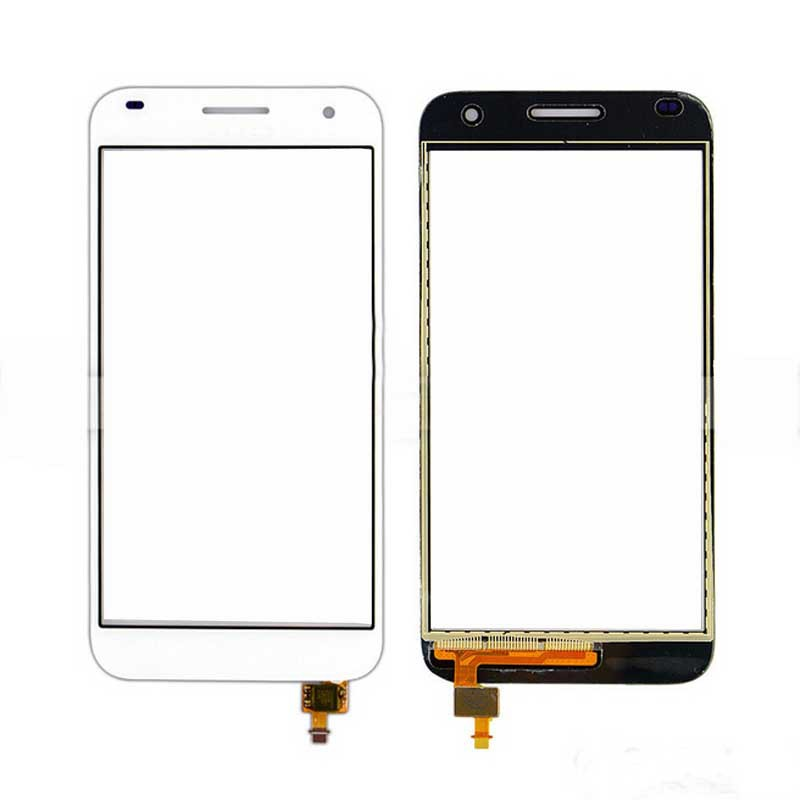 For Huawei Ascend G7 Touch Screen Digitizer Glass Lens For 5.5 Huawei Ascend G7 G7-L00 G7-L01 With Fast Shipping White