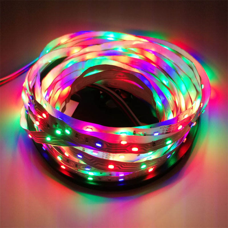 IP20 NON Waterproof 270leds/5M SMD 3014 RGB LED Strip Flexible Diode Tape led light(China (Mainland))