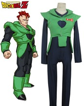 Z Android 16 Anime