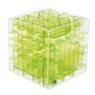 3D Magic Cube Maze Ball Child Educational Toy(China (Mainland))