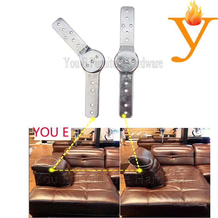 Home Furniture Hardware Hinges Sofa Headrest Mechanism D17(China (Mainland))