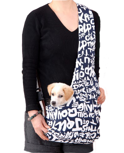 Wholesale free shipping blue pet dog sling carrier canvas - Dog carrier sling pattern ...