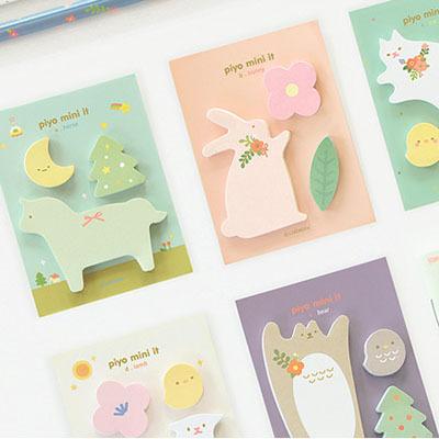 2pcs/lot werk leven notitie memo pad kladblok briefpapier kantoor stickers kawaii materiële kantoor& school supplies(China (Mainland))
