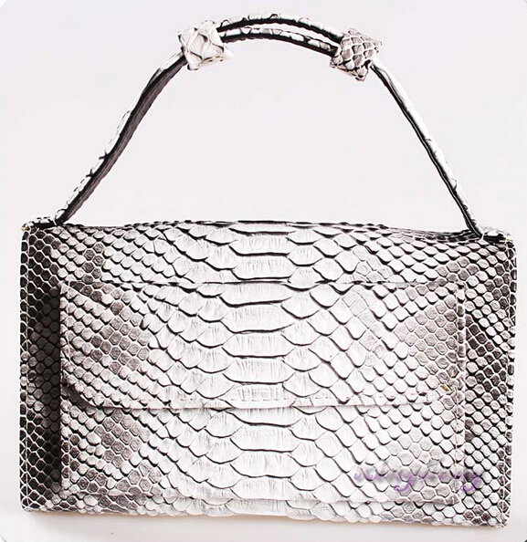 New Arrival 2015 Women Genuine Leather Crocodile Handbags High Quality Casual Snake Skin Day Clutches(China (Mainland))