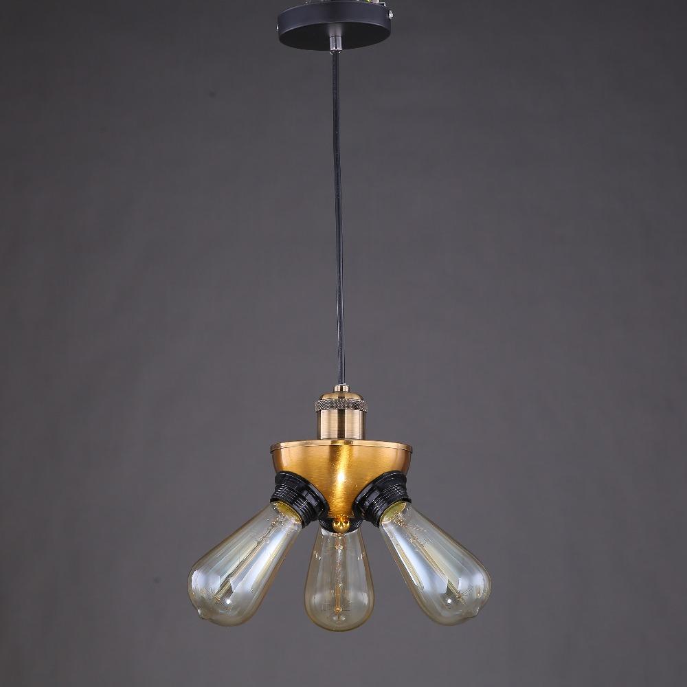 Elegant vintage bronze pendant lamp for Kitchen Lights Cabinet Living/dining room/parlor bar brief light Pendant Light Fixture(China (Mainland))