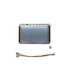 Nextion Enhanced 5.0'' LCD Display HMI TFT Touch Display Backlight LED for Arduino Raspberry Pi Lcd Controller Board FZ1751E(China (Mainland))