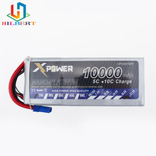 Buy 10000Mah 22.2V Lithium Lipo Battery EC5 T XT60 plug RC Helicopter Qudcopter Drone Truck Car Boat Bateria for $127.00 in AliExpress store
