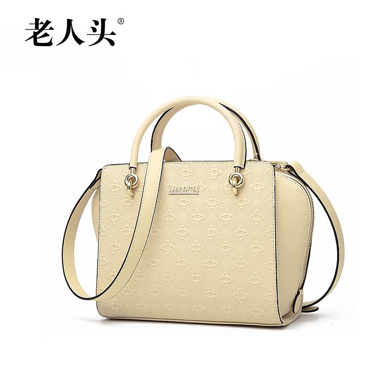 LAORENTOU 2016  famous brand design women handbags ladies genuine leather shoulder bag fashion womens flower messenger bags<br><br>Aliexpress