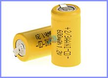 А . а . Ni Cd 1.2 В 2 / 3AA 600 мАч аккумуляторная батарея нииб аккумулятор