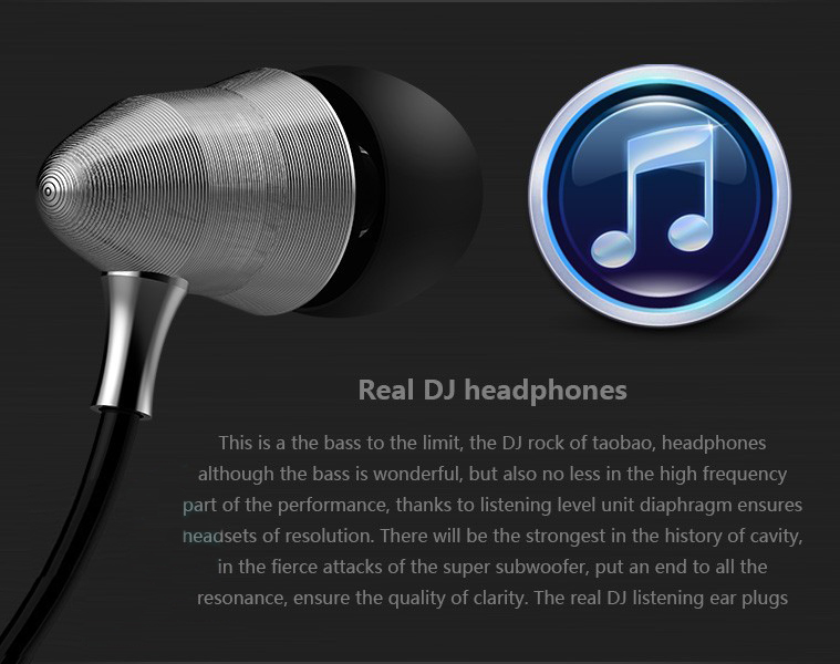QKZ X6 In-ear Earphones Metal Version Professional Sound Quality Heavy Bass Headset Q Feeling Linear HIFI Fever Earplugs