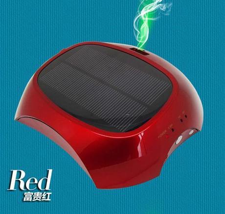 mini humidifier Car car air freshener purifier oxygen bar negative ion car taste of dual use