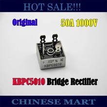 Buy 5PCS KBPC5010 bridge rectifier 50A 1000V Single Phase Diode bridge rectifier Metal Case 50Amp 1000 Volt KBPC5010 module #LS302 for $4.86 in AliExpress store