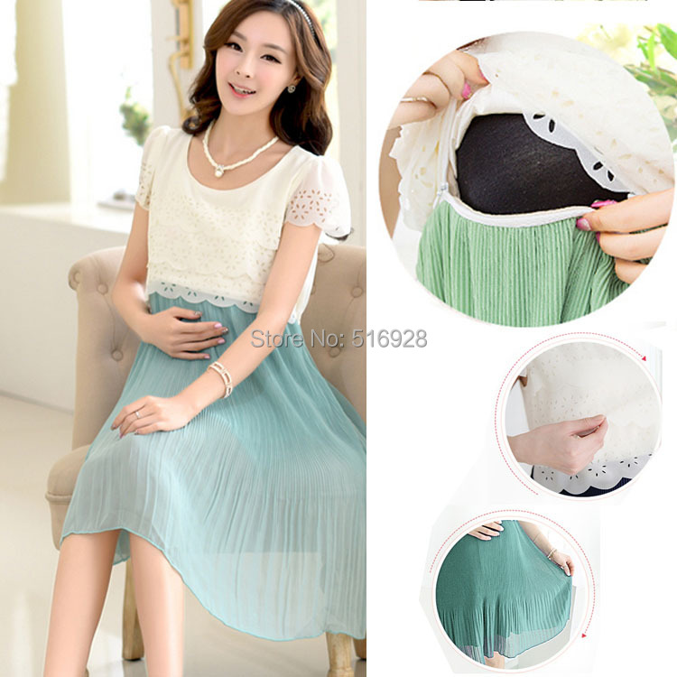 Maternity Nursing Dress For Pregnant Women Clothing 2016 ...
