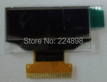 1.3 inch 15PIN Blue OLED Screen SH1106 Drive IC 128*64(China (Mainland))
