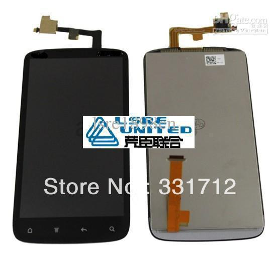 For G14 Sensation complete LCD display with digitizer touch panel