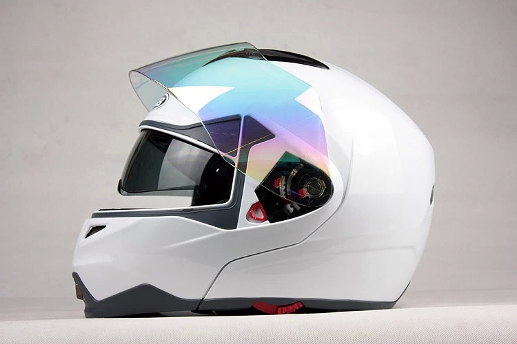2014 Special Offer Real Freeshipping Best Sales Safe Motorcycle Helmets Flip Up Helmet E Undrape Face Combination Double Lenses(China (Mainland))