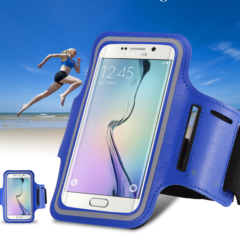 Waterproof Sport Running Arm Band Case For Sony Z L36H/M2/For Xiaomi Mi4/Redmi/For Samsung A5 Mobile Phone Arm Holder Belt Cover(China (Mainland))