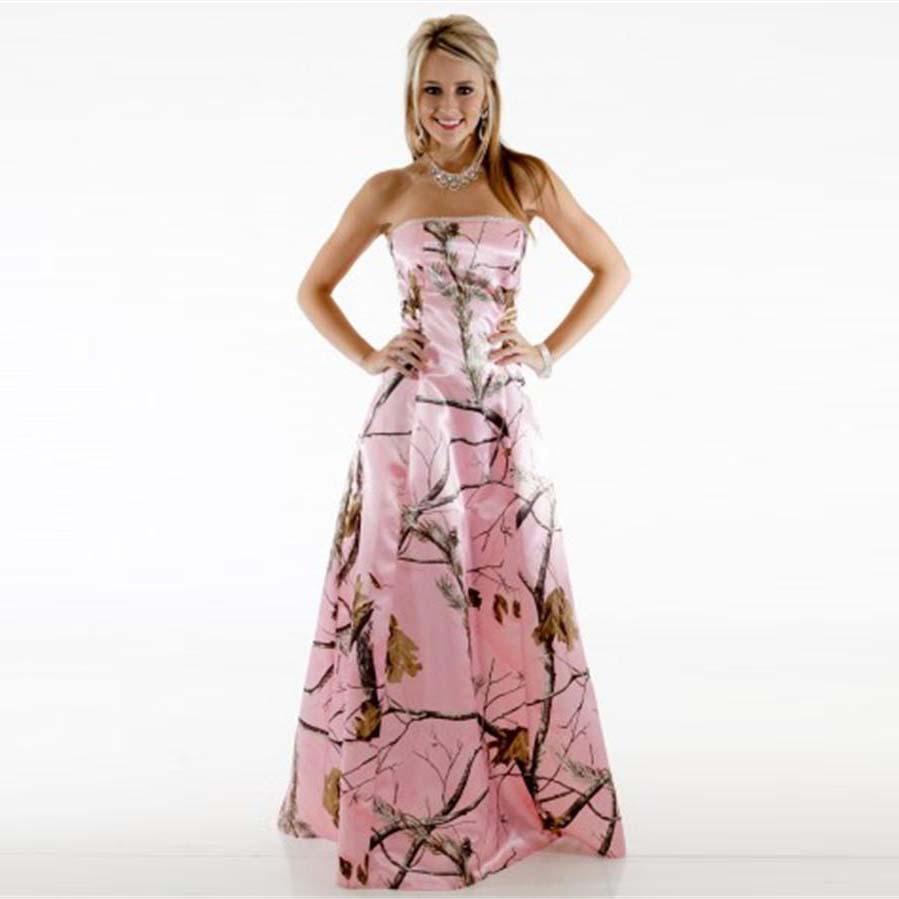 Ziemlich Realtree Prom Kleid Galerie - Hochzeit Kleid Stile Ideen ...