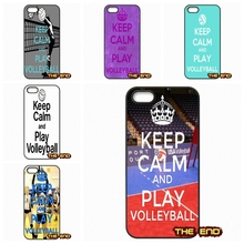 keep calm play Love volleyball Cell Phone Cases Covers Lenovo Lemon K3 K4 K5 Note A2010 A6000 S850 A708T A7000 A7010 - The End phone Store store