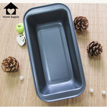 25*13*6cm Rectangle High-quality Carbon Steel Cake Egg Tart Mold for Party Cake Mould Microwave Oven Baking Pastry Tools K0029(China (Mainland))