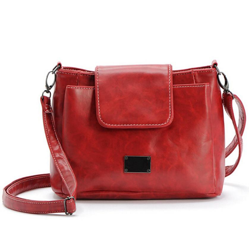 2015 Women Bag Brand Women Leather Handbags Bolsa Feminina Three Pocket And Style Crossbody Bags Bolsa Feminina Black Red TD4046(China (Mainland))