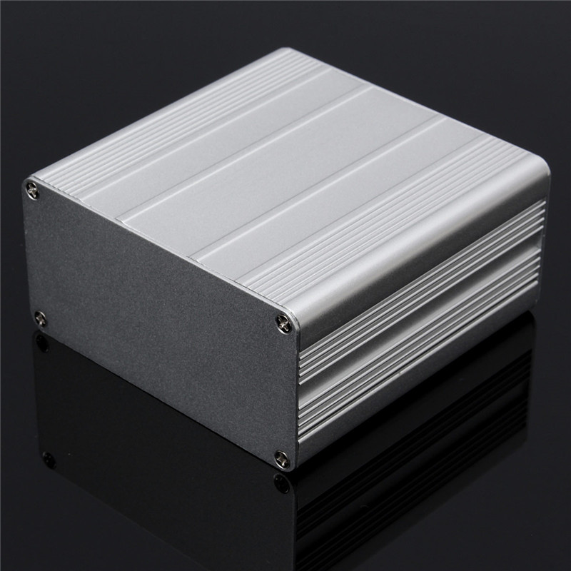 Hot Sale Aluminum PCB instrument Box Enclosure Case Project electronic DIY 100*100*50mm New Arrival(China (Mainland))