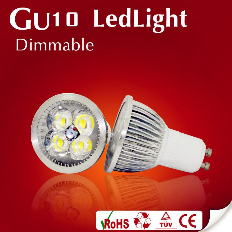 1pcs Led Lamp CREE LED Bombilla GU10 GU5.3 E14 E27 220V 85-265V/ MR16 12V/ 9W 12W 15W LED bulb Light lamp Led spotlight Bulb(China (Mainland))