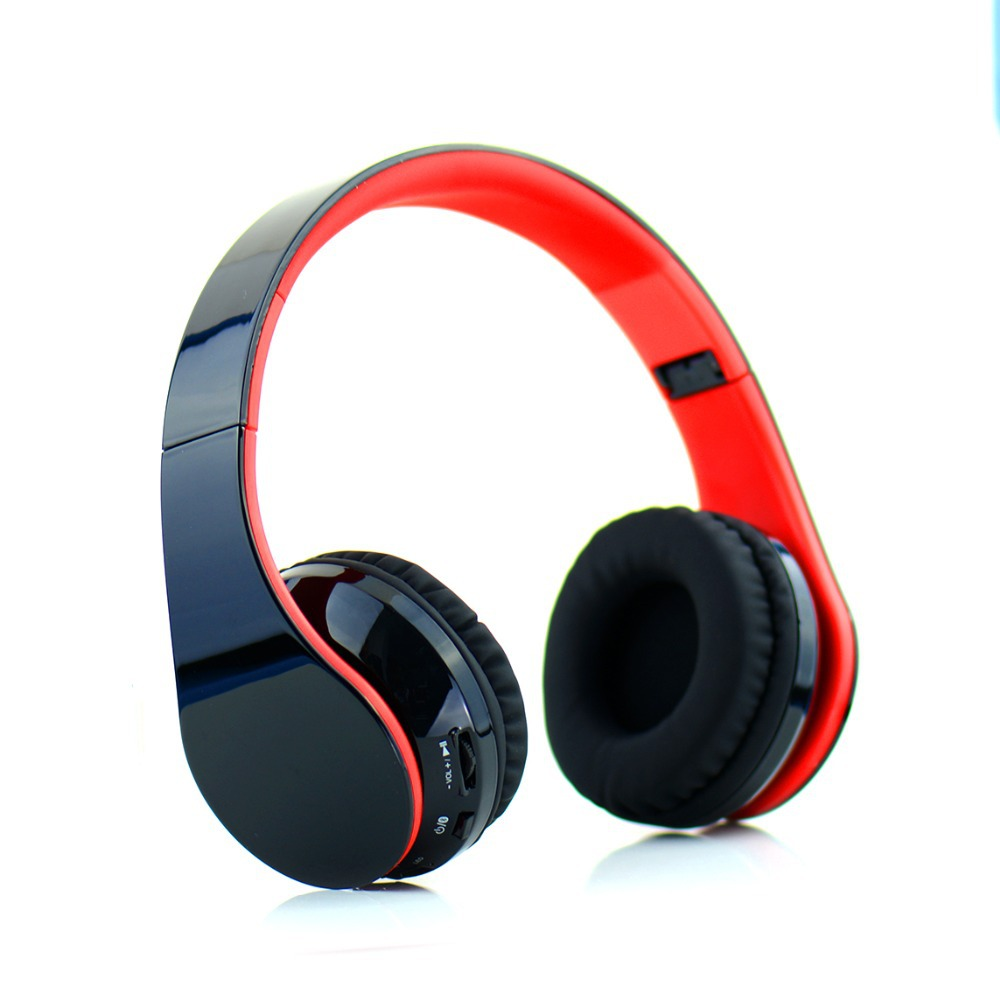 ILE Super Bass Stereo Bluetooth music Headset BTH 024S ...
