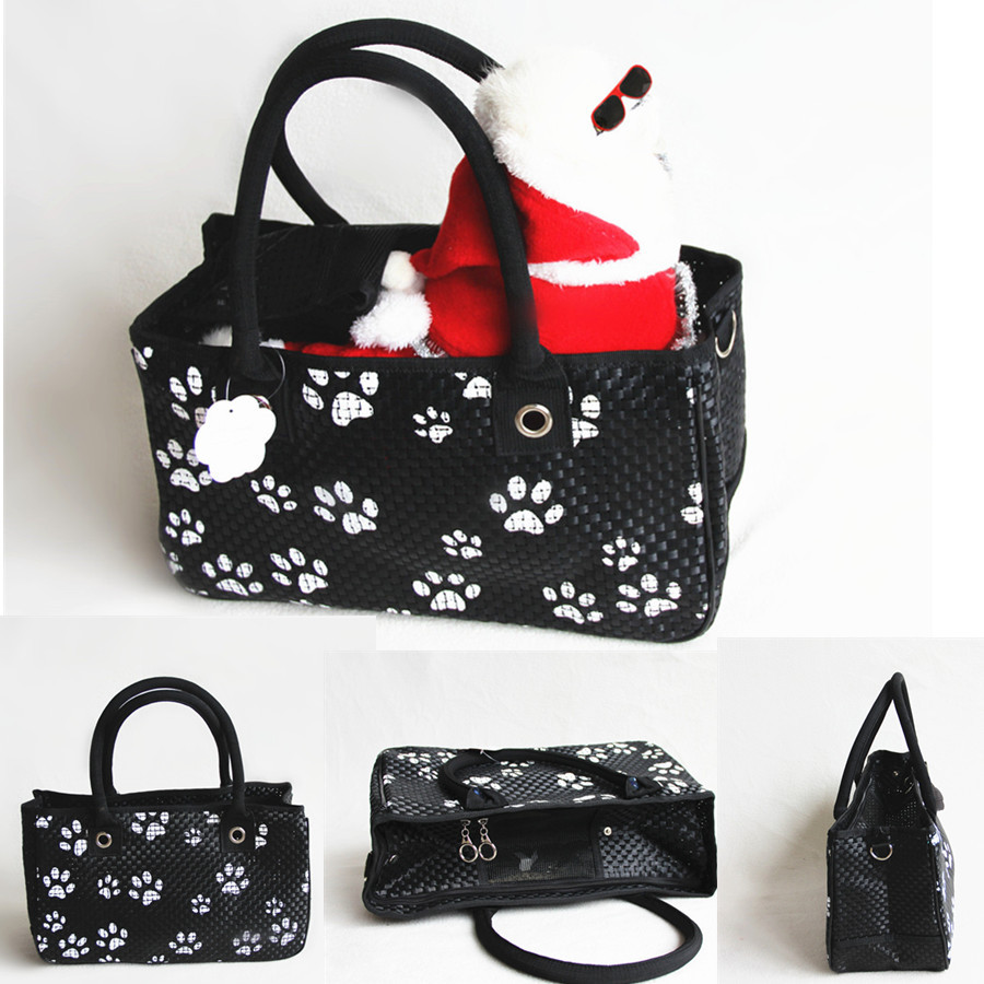 Small pet airline approved pet travel carrier handbag wholesale in dog