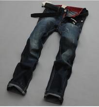 2015 fashion designer autumn  summer jeans men brand jeans denim pants trousers jeans men jeans Famous Brand Size:28-40(China (Mainland))